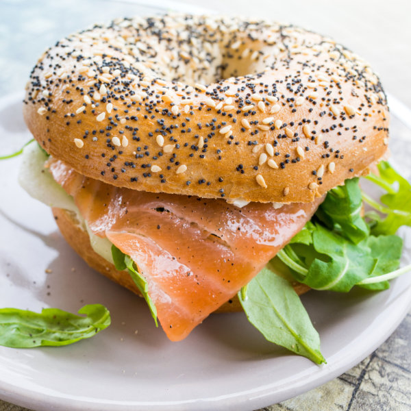 Bagels - The Fitness Chef