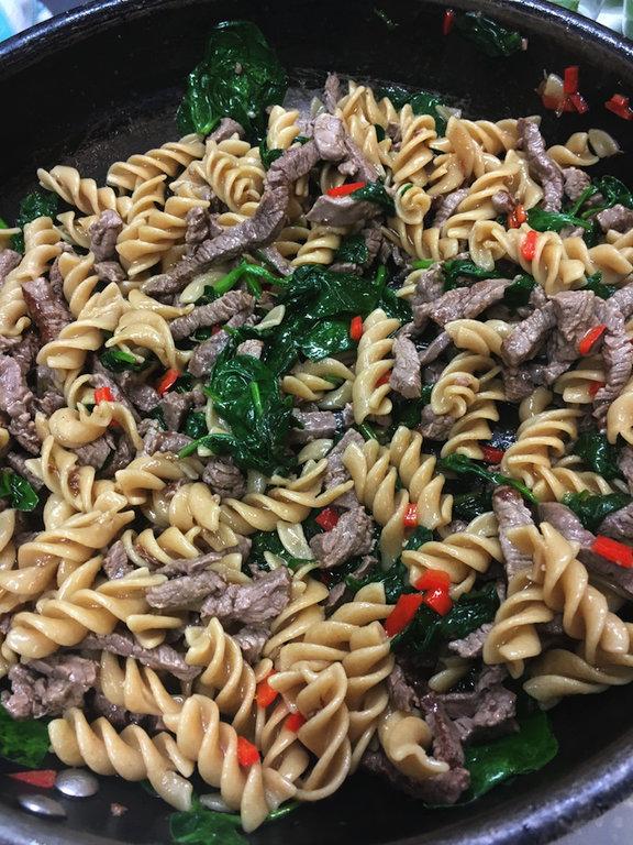 pasta-beef