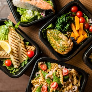 Healthy Meal Delivery London Gym Home Or Office