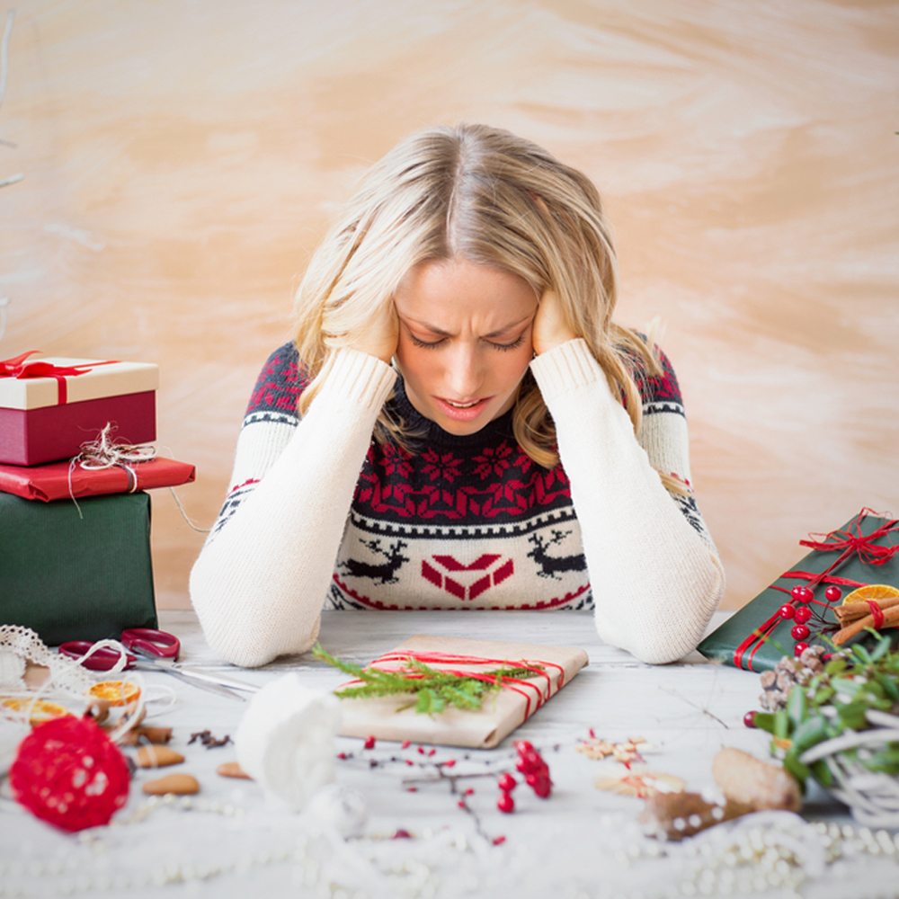 Tis the Season to be Jolly! How Stress and Anger Affects Your Health